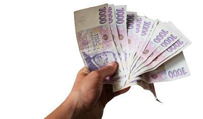 Půjčka 10 000 Kč bez registru ihned na účet